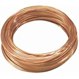 Hillman Fastener 50163 Group Copper Wire, 22 Gauge, 75'