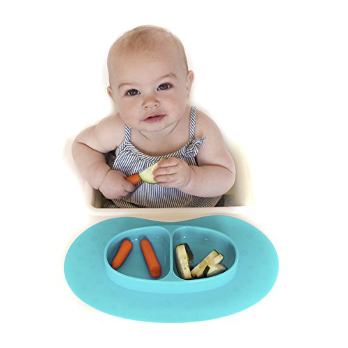 Nuby Sure Miracle Section Plate