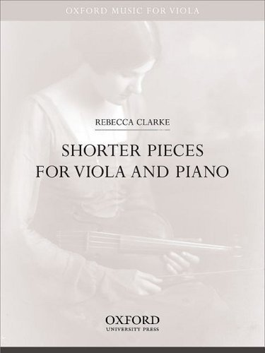 (Shorter Pieces for viola and piano (2002-10-24))