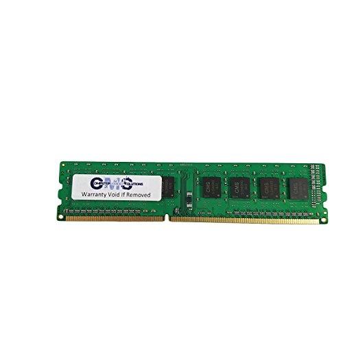 2Gb (1X2Gb) Dimm Memory Ram Compatible with Gateway Desktop Dx4870-Ur21P, Dx4860-Ub20P By CMS A116