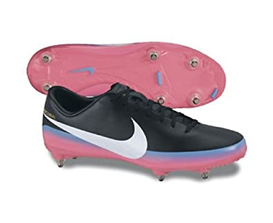 size 40 c6149 af3bf Nike Mercurial Victory III CR7 SG Football Boots Black/Blue ...