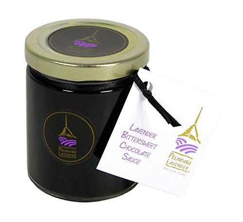 Pelindaba Lavender Gourmet Lavender Bittersweet Chocolate Sauce - 6 fl oz