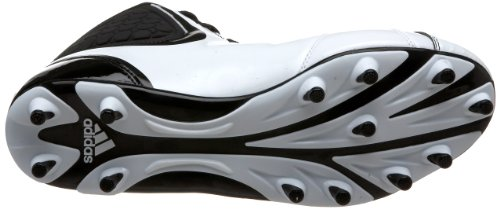 Bacchetta Da Calcio Adidas Mens Malice Fly Nero / Bianco / Bianco