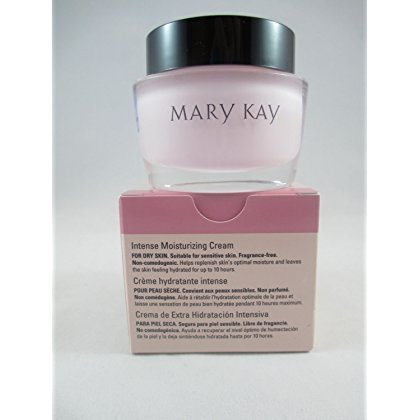 Mary Kay Intense Moisturizing Cream (Dry Skin) 1.8 Oz (Mary Neck Kay Cream)