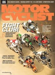 Motorcyclist Magazine July 2014 - Yamaha Super-T ES - Harley Davidson Low Rider - Sportster ()