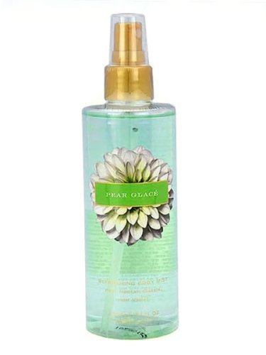 Victoria's Secret Fantasies Pear Glace Body Mist (New Look) 8.4 oz