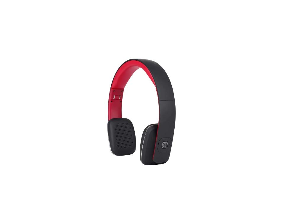 RLX Bluetooth Headphone (Black on Red)