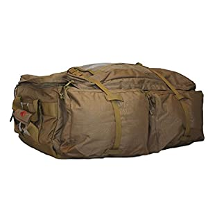 LBT Deployment Bag Medium Load Out Bag Coyote Brown (No Labels on Bag)
