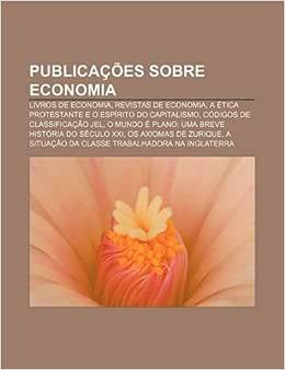 Publicações sobre economia: Livros de economia, Revistas