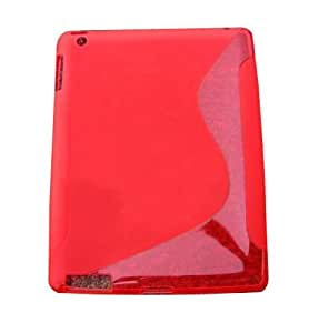 USA Seller Soft Silicone Skin Case cover Protector for The New iPad 3 Gifts
