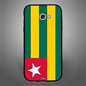 Samsung Galaxy A7 2017 Togo Flag