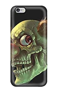 Awesome Case Cover/iphone 6 Plus Defender Case Cover(a Skull Clown)