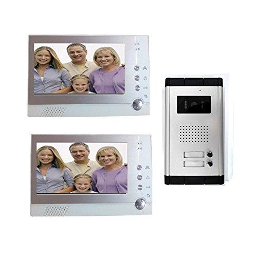 Opinioni per videocitofono 2 monitor registra kit bifamiliare for Videocitofono bticino prezzi
