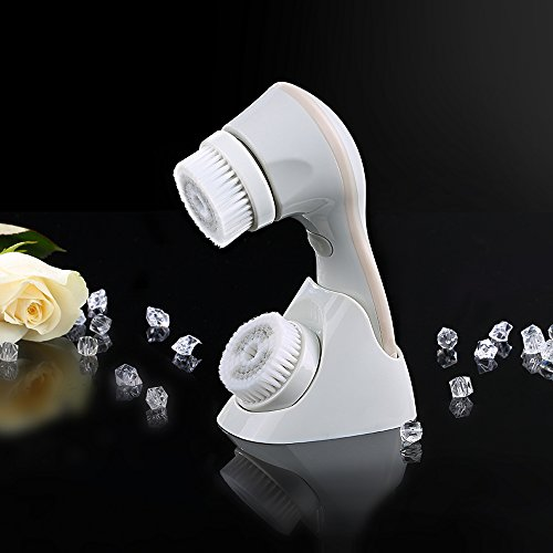 TOUCHBeauty Electric Facial Cleansing Brush with Rotating...