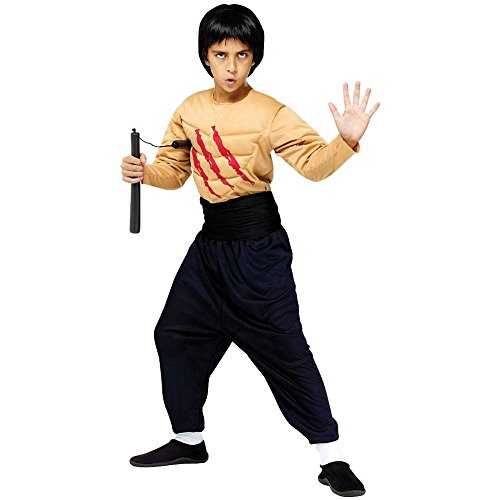 Child Bruce Lee Costume