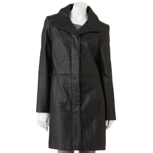 Excelled Nappa Leather Coat - Women's