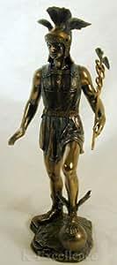 Amazon.com: Ancient Greek God HERMES Roman God Mercury ...
