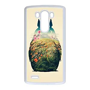 My Neighbour Totoro LG G3 Cell Phone Case White Delicate gift AVS_679323
