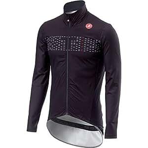 Amazon.com : Castelli Pro Fit Light Rain Jacket : Sports