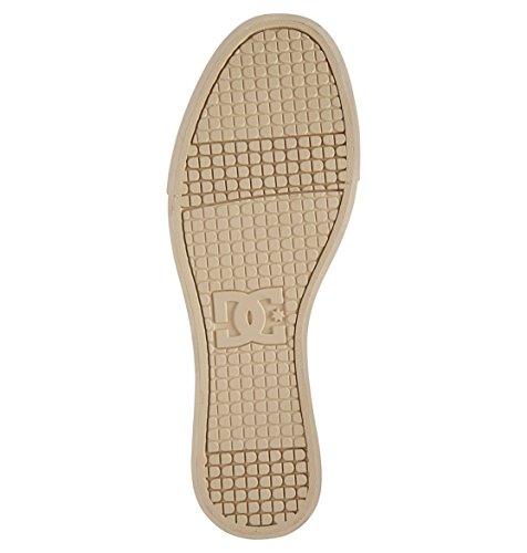 Se Shoes Basses Blanc Sneakers W Tonik Dc Tan Femme xg7wFtx