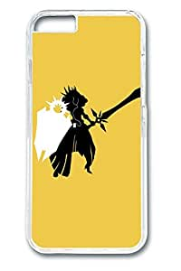 iPhone 6 plus Case, 6 plus Case - Perfect Fit Clear Hard Back Cover for iPhone 6 plus Leona League Of Legends Minimalistic Best Protective Case Bumper for iPhone 6 plus 5.5 Inches by Maris's Diaryby Maris's Diary