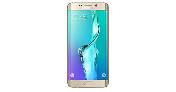 c42429092 Samsung Galaxy S6 Edge Plus - 32GB, 4G LTE, Gold: Amazon.ae
