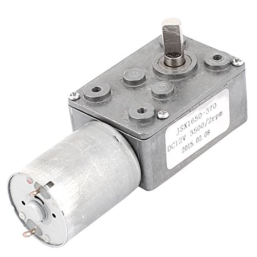 2RPM Shaft Torque Reduction Motor