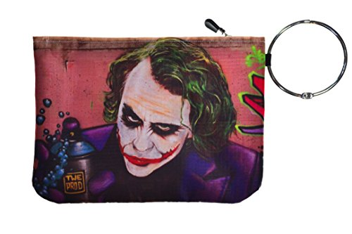 Graffiti Large Clutch Bag Joker Graffiti Street Hip Hop 245