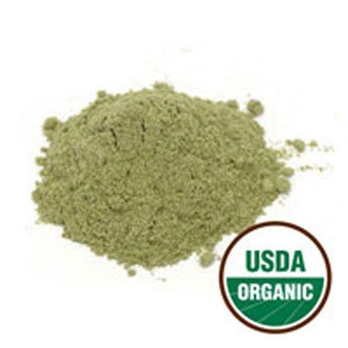 Starwest Botanicals Organic Barley Grass Powder Bag, 1 Pound