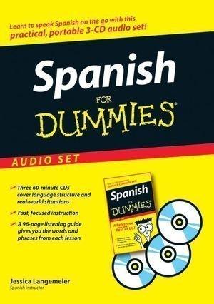 Spanish For Dummies Audio Set by Langemeier, Jessica on 22/05/2007 Com/Pap Bl edition