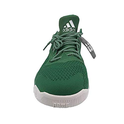 adidas Men's D Lillard 2 Pk NBA Basketball Shoes, Collegiate Green \ White,12 M US (D Lillard 2 Rip City For Sale)