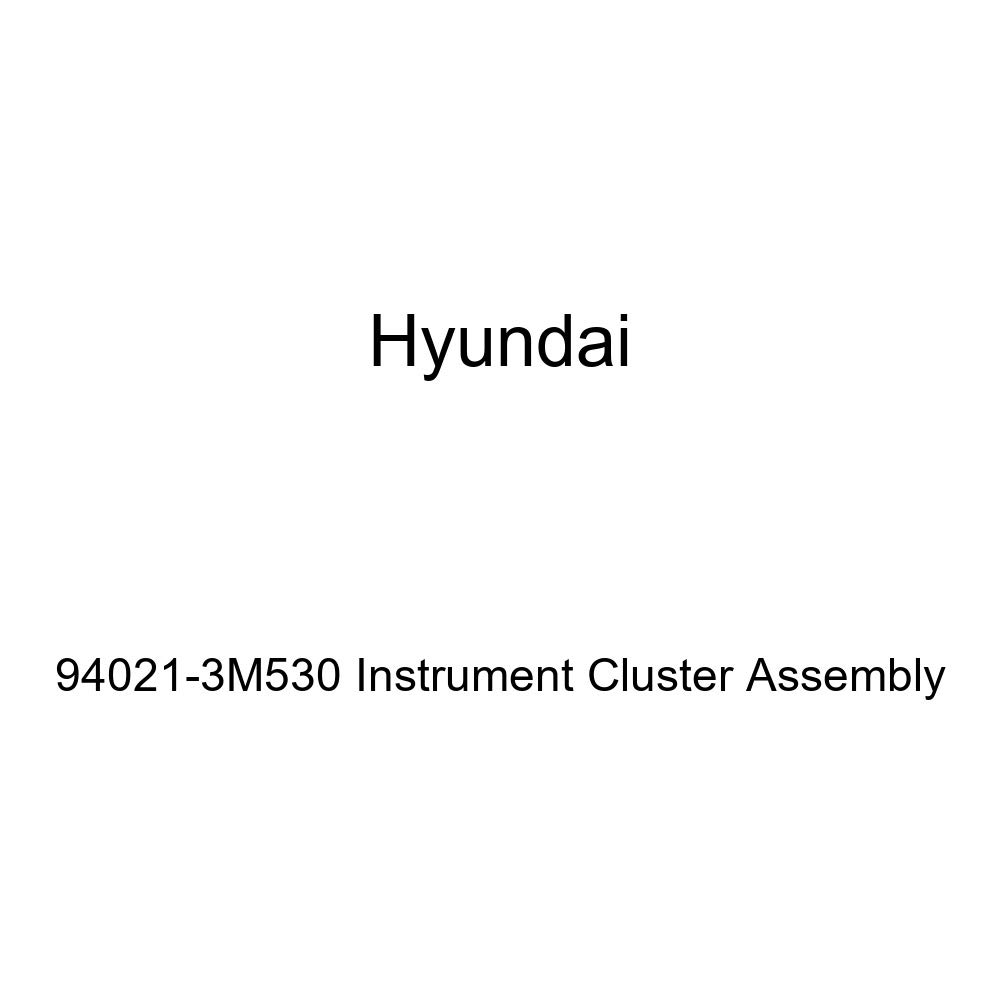 Genuine Hyundai 94021-3M530 Instrument Cluster Assembly