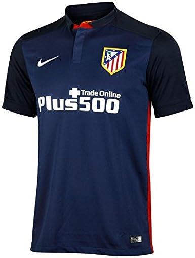 2º Equipación Atlético de Madrid 2015/2016 - Camiseta oficial Nike ...