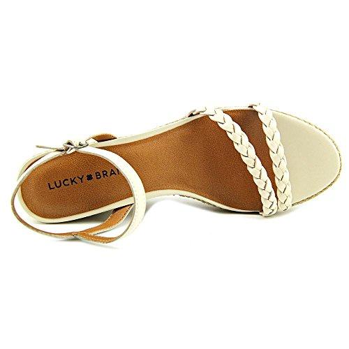 Silver Sandalen Frauen Nigori Lyall Platform Lucky Brand fYqO1O