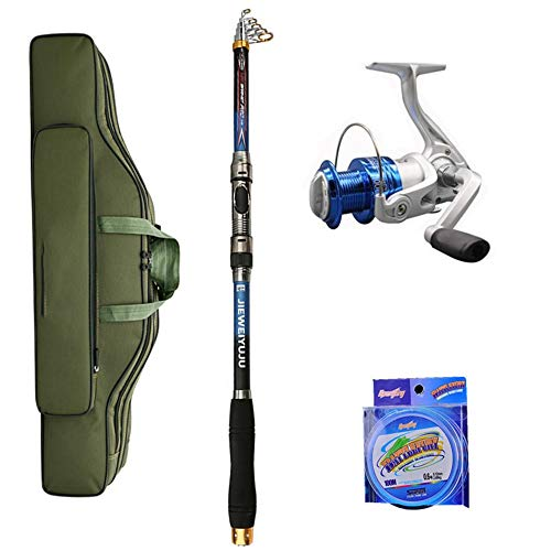 Sea Otter Set Fishing Rod Fishing Gear 2.1 Meters Fishing for sale  Delivered anywhere in USA