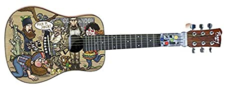 ChordBuddy Junior Guitar Learning Kit. Includes ChordBuddy Device, Child's Half Size Acoustic Guitar, Tuner and Picks Child' s Half Size Acoustic Guitar 122361