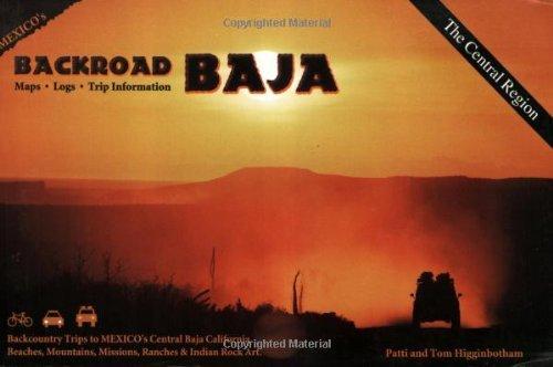 amazon com backroad baja maps logs trip information ebook tom