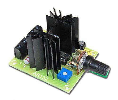 ArliKits AR132M Leistungsregler Temperaturregler Drehzahlregler Motor Speed Controler Modul 4000 W, 230 V
