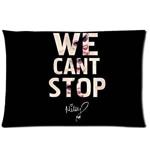 LarryToliver You deserve to have Plush cloth 20 X 30 inch pillowcase Collectibles Miley Cyrus best pillow cases(one side)
