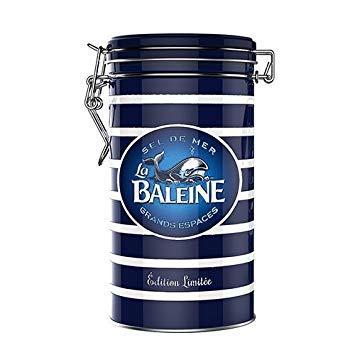 La Baleine Salt Ltd. Edition Tin (33.5 ounce) by La Baleine (Image #1)