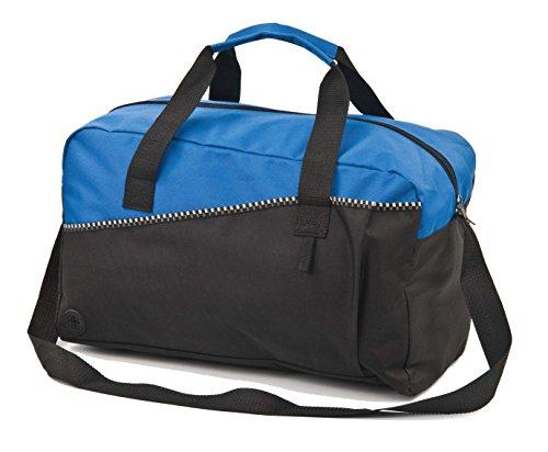 Blank Duffle Bag Fashion Duffel Bag in Royal Blue Gym Bag
