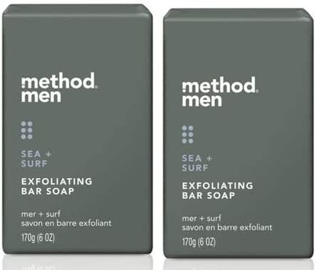 Bar Soap: Method Men