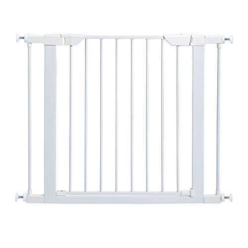 Fairy Baby Easy Step Walk Thru Pet and Baby Gate Expandable 29.5'' High,Fit Spaces 40.55''-43.31'' by Fairy Baby (Image #10)