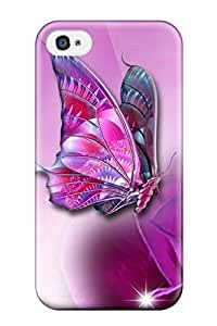Premium [SvlYYvW1137HLpTw]butterfly Case For Iphone 4/4s- Eco-friendly Packaging by icecream design