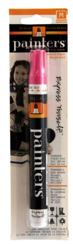 Elmers Painters Opaque Acrylic Medium Tip Paint Marker, P...