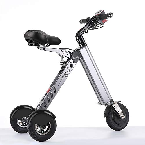 TopMate ES30 Electric Scooter Mini Foldable Tricycle...