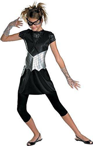 Black-Suited Spider-Girl Costume - Medium