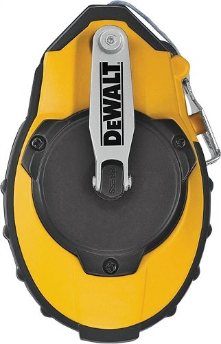 DEWALT DWHT47372 Heavy Duty Chalk Line Reel