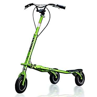 Trikke T78 Deluxe Scooter, Green