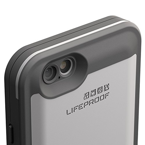 LifeProof FRE POWER iPhone 6 ONLY (4.7'' Version) Waterproof Battery Case - Retail Packaging -  (BRIGHT WHITE/COOL GREY) (Discontinued by Manufacturer) by LifeProof (Image #3)